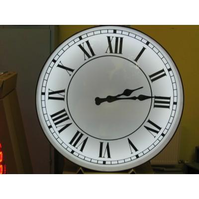 Часы башенные фасадные уличные ЧБФУ 700