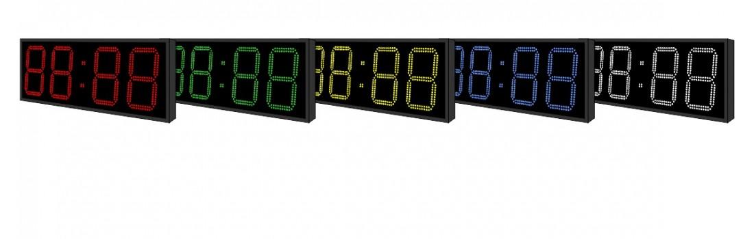 Цифровые часы ЧВЦ