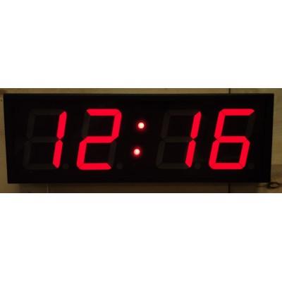 Часы вторичные цифровые ЧВЦ 100 NTP
