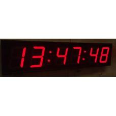 Часы вторичные цифровые ЧВЦ 100 С