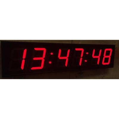 Часы вторичные цифровые ЧВЦ  ПИК 100