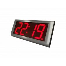 Часы для чистых помещений вторичные цифровые ЧВЦ 100 ЧП