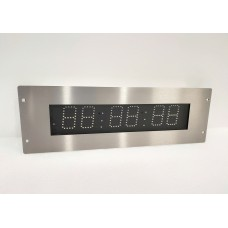 Часы для чистых помещений вторичные цифровые ЧВЦ 100 С ЧП